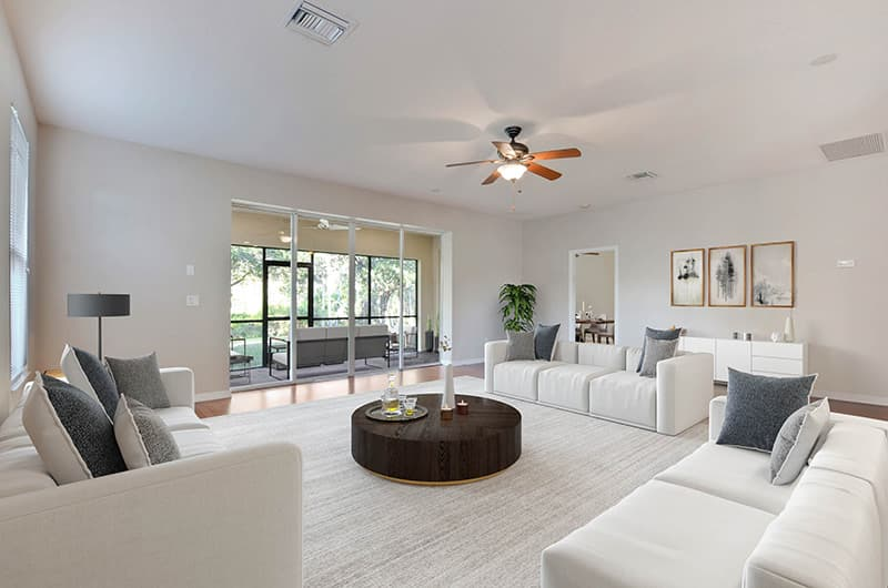 tampa virtual staging for real estate agents